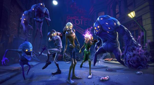 Xbox One and PC/Mac Cross-Play Support Coming for Fortnite: Save the World