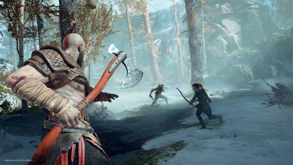 God of War new previews, gameplay, and screenshots