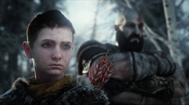 God of War Releases Epic CG Trailer