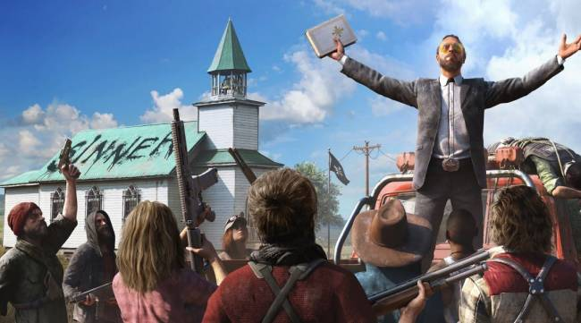 Far Cry 5 Can Be Beaten in Just Five Minutes