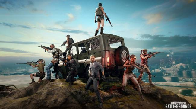 PlayerUnknown's Battlegrounds Adds Event Mode to Compete With Fortnite