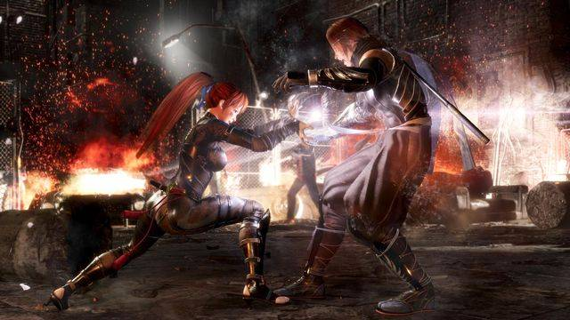Dead or Alive 6's free-to-play version is already here