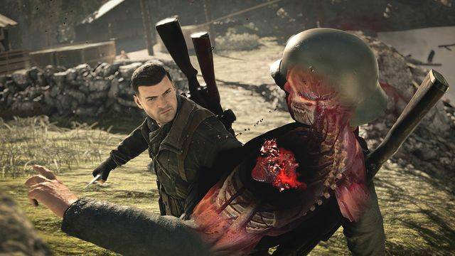 Sniper Elite brings two reheats this year, and a full sequel later