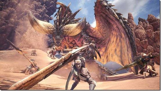 Capcom COO On Monster Hunter: World's Success And Importance Of The PC Platform
