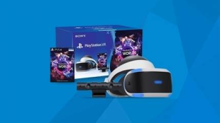 Get a PSVR set for just over £200