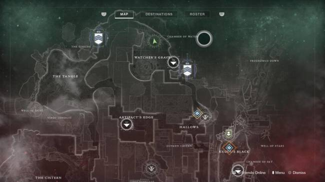 Destiny 2: Where Is Xur? Location And Exotic Weapons Guide (March 1-5)