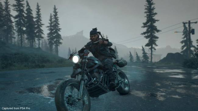 Days Gone Devs On Bringing The Zombie Apocalypse To An Unexpected Place