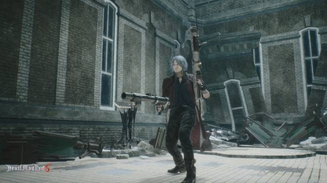 Devil May Cry 5: There's A Hidden Weapon That's Very Easy To Miss