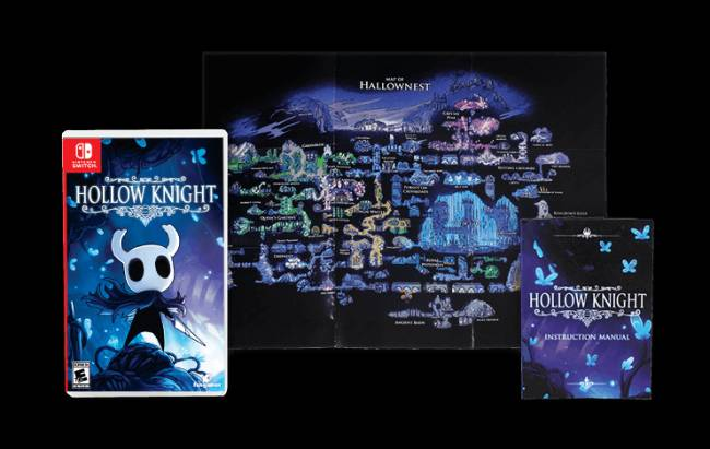 Hollow Knight Is Finally Getting A Physical Edition For Switch, PS4, And PC