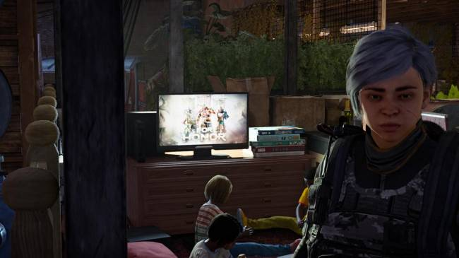 The Division 2 Easter Eggs Reference For Honor And Grow Home