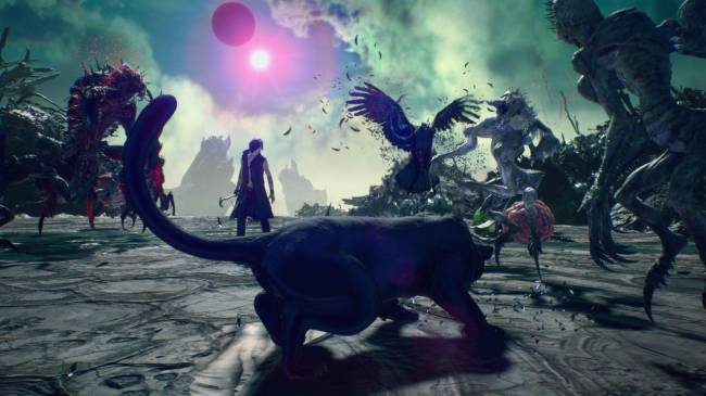 Devil May Cry 5's Bloody Palace Mode Releases Next Month
