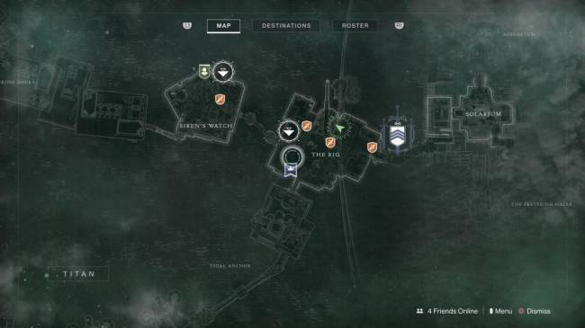 Where Is Xur? Destiny 2 Location And Exotic Weapons Guide (March 15-19)