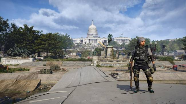 Does The Division 2 Work As A Single-Player Game?