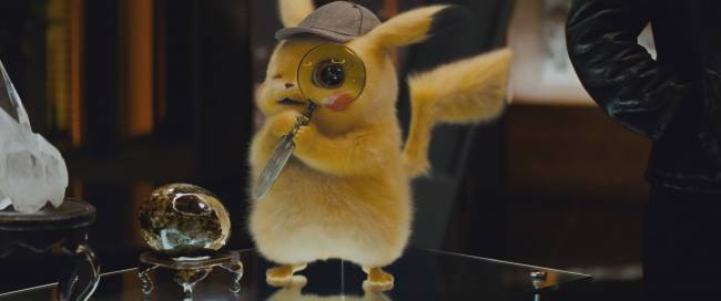 How Detective Pikachu Movie Makes Pokemon Work In The Real World