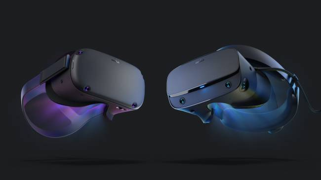Oculus Rift S Revealed, New VR Headset With Built-In Sensors For $400