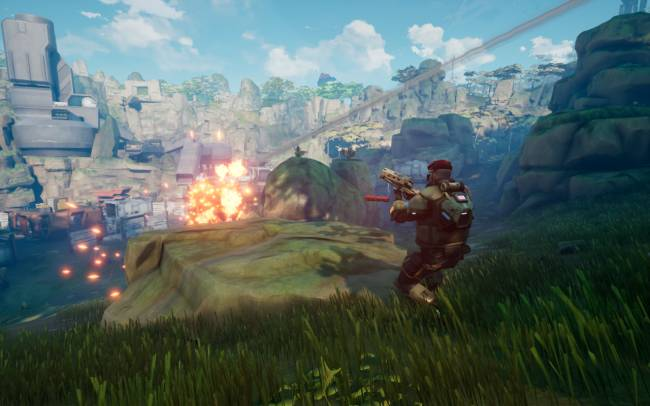 Epic Store Lands Another Exclusive With Online Action Game The Cycle