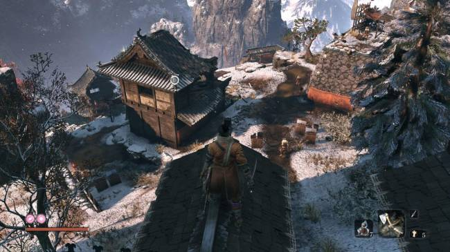Sekiro: Shadows Die Twice Guide--Where To Find The Firecrackers Shinobi Prosthetic Early