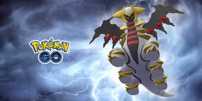 Pokemon Go Bringing Gen 4 Legendary Giratina Back With New Form