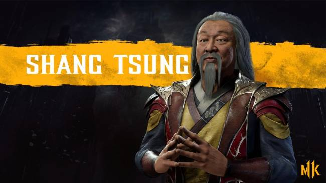 Shang Tsung Joins Mortal Kombat 11 As First DLC Character