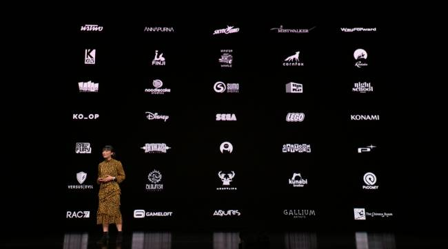 Apple Arcade: All The Game Publishers Announced So Far