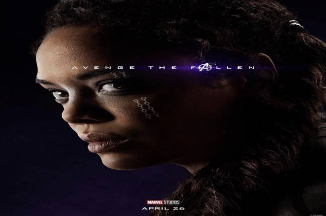 Avengers Endgame Posters Confirm Valkyrie And Shuri's Fates
