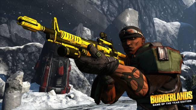 Borderlands Remaster Adds More Weapons, Improvements To GotY Edition