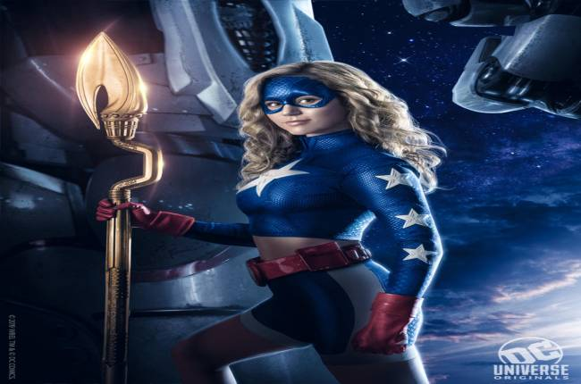 DC Universe Reveals First Look At Stargirl, Premiere Dates For Swamp Thing And Titans Season 2