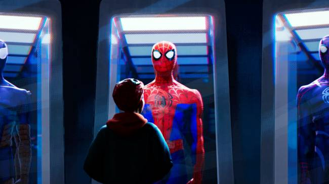 Spider-Man: Into The Spider-Verse Cut A Spider-Person And A Sequel Could Include More
