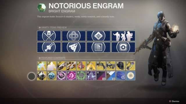 Destiny 2 Eververse: All The New Cosmetics In Season Of The Drifter