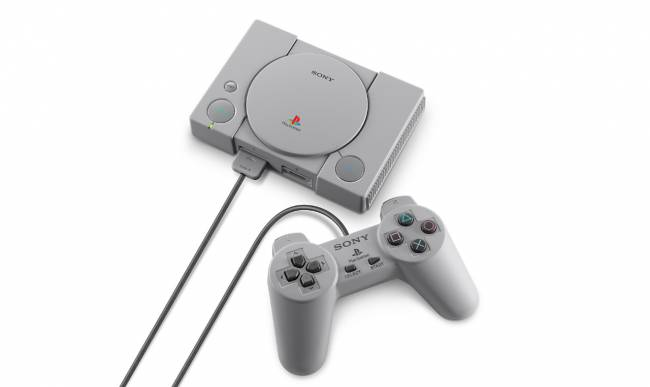 The PlayStation Classic Is Now Selling For Just $40 At Multiple Retailers