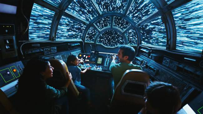 Star Wars: Galaxy's Edge Opening Early At Both Disney Parks, But There's A Catch