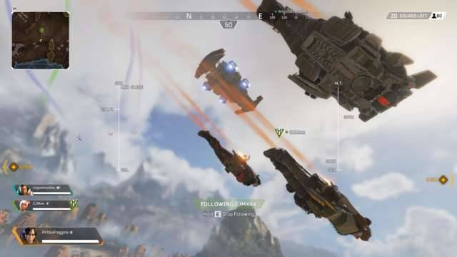 Apex Legends Drop Guide: Where To Land On The Map For The Best Loot