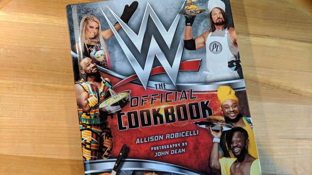 WWE Has A Cookbook And We Put The Recipes To The Test