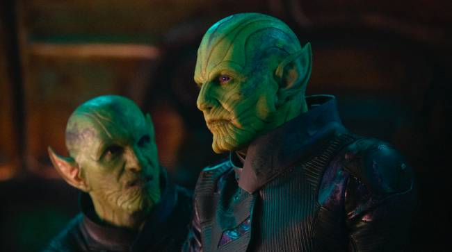 Captain Marvel: The MCU's Skrulls Are Different From The Comics, And It Changes Everything