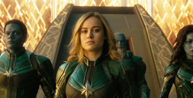 Captain Marvel: 27 MCU And '90s Easter Eggs And References You Missed