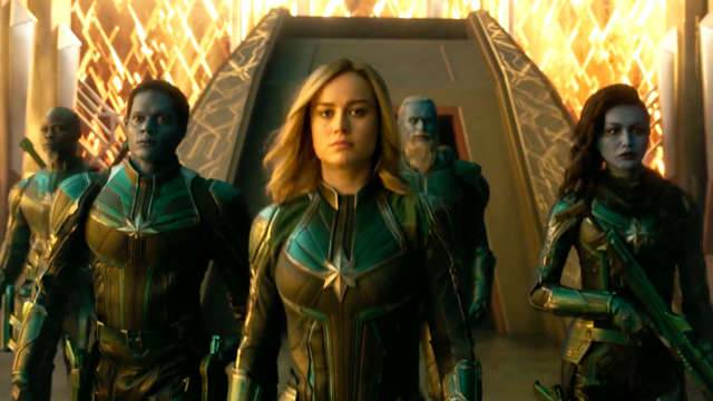 Captain Marvel: All The MCU Easter Eggs And References You Missed