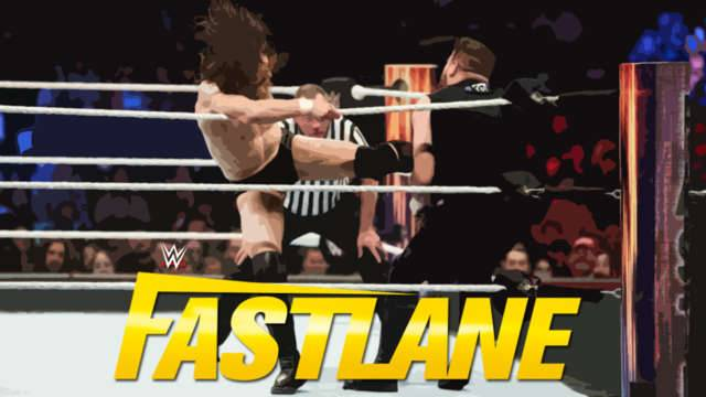WWE Fastlane PPV Review: The Shield Match Was Surprisingly Fun