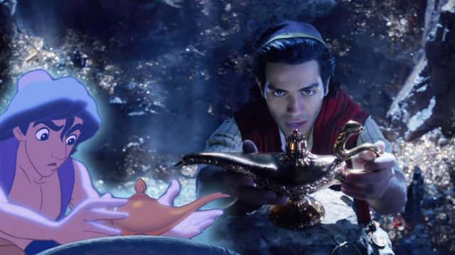 Aladdin: What's Different In The New Trailer Compared To The Animated Movie?