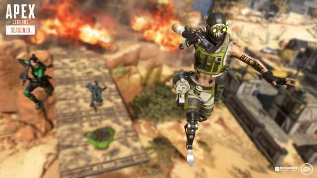 Apex Legends: All Of Octane's Best Skins