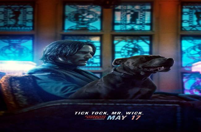 New John Wick Chapter 3 Character Posters Are Incredibly Stylish
