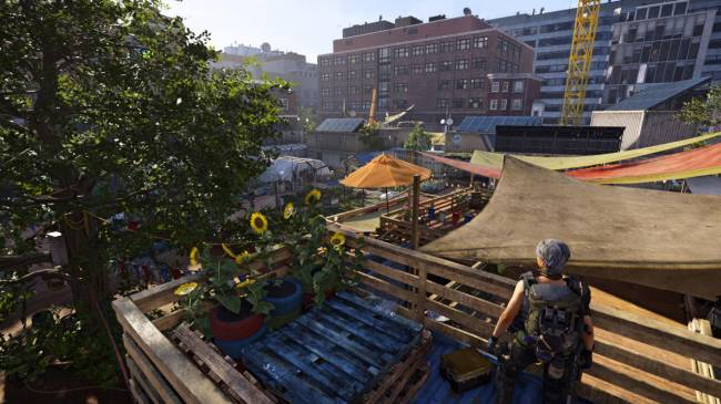 Tom Clancy's The Division 2 - Capitol Gains