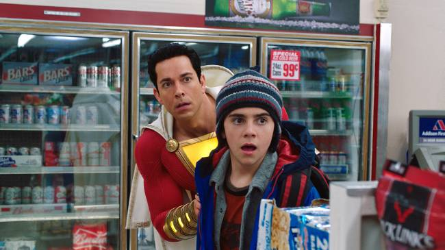 Shazam Review: The Best DC Movie Yet