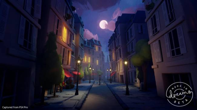 Dreams PS4 Early Access Release Date Revealed