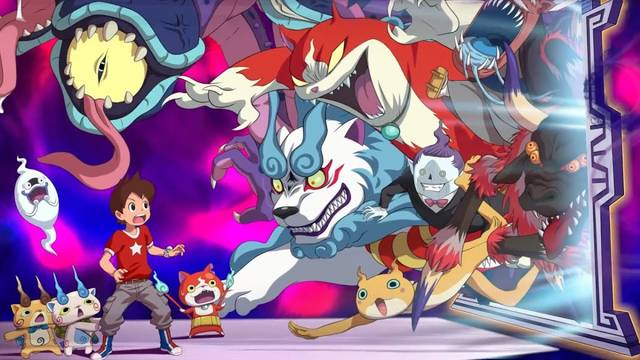 Box Art Unveiled For Yo-Kai Watch 4