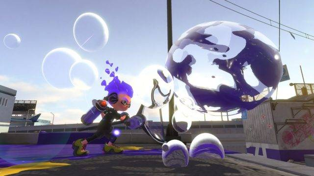 Splatoon 2 Special Demo Includes Online Trial