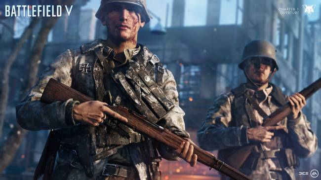 Battlefield V Patch Scheduled for Next Week Along With Firestorm Info Blowout