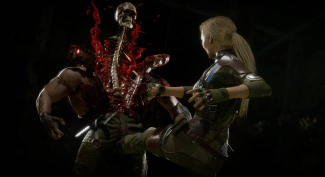 Mortal Kombat 11's Final Build to Have Better Movement