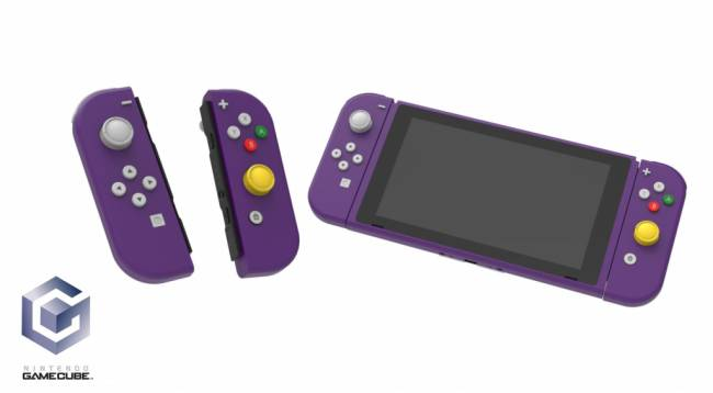 Take a Look at These Classic Nintendo Joy-Con Designs