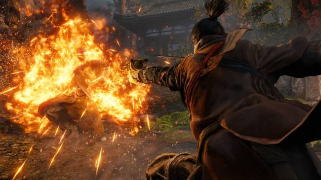 Sekiro: Shadows Die Twice's Latest Trailer Details Combat and Story