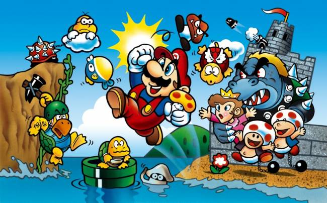 Making Mario: A Look Back At The First 30 Years